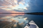 Lake Buchanan, photo credit Beverly Langford, Painted Sky Inn